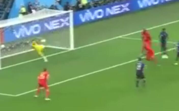 动作快姿势帅!洛里神扑 法国1-0比利时 时隔12年再进决赛