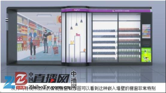 面对夜间零售难题,邦马特智能橱窗交出最完美方案