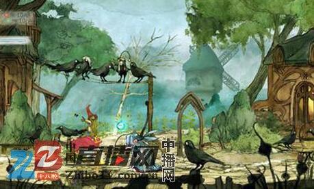《光之子》和《勇敢的心》即将登陆Switch!
