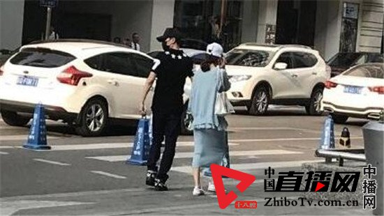 赵丽颖冯绍峰又被偶遇 这是要坐实恋情?