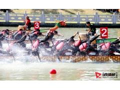 江苏十九届省运会龙舟赛结束 扬州常州两市队分获男女百米冠军