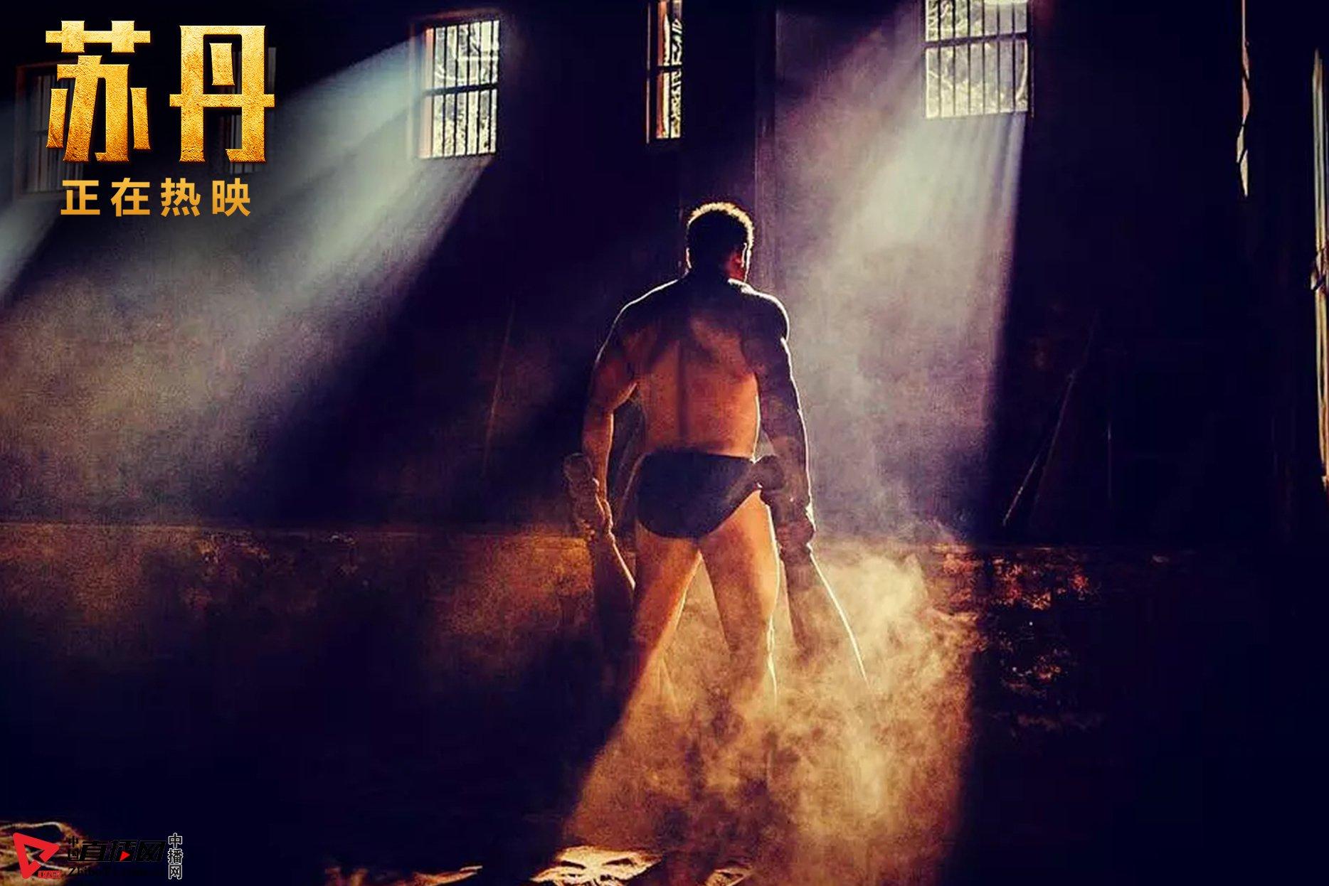 印度电影《苏丹》热映口碑发酵 实力强劲有望长线发力