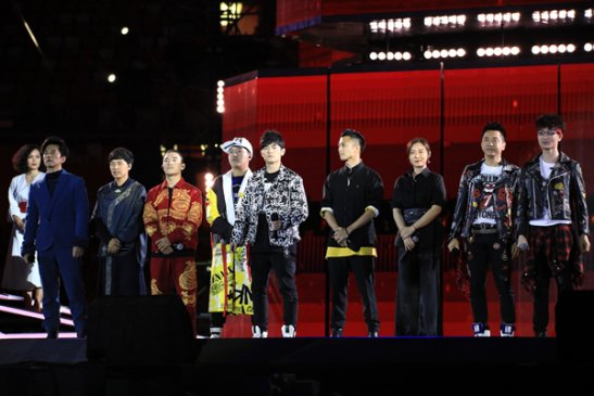 2018《中国好声音》旦增尼玛夺总冠军