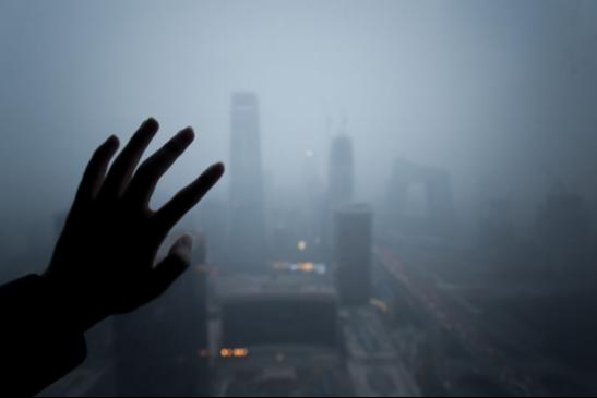 雾霾天敌远大新风系统,守护父母健康