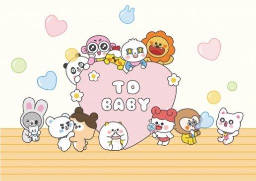 同道大叔推出新形象进军母婴市场,TD BABY软萌散发治