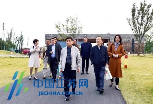 20位著名作家走江苏运河看古韵今风