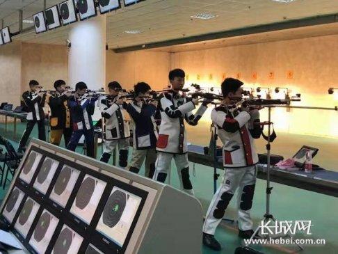 2018年河北省青少年射击个人锦标赛在
