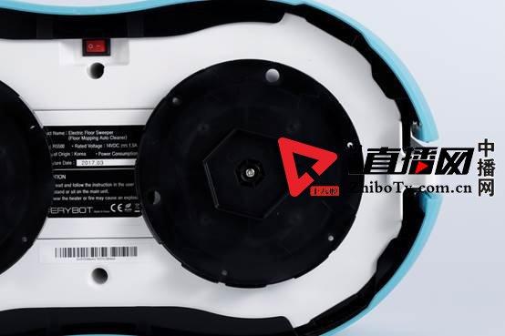 风靡韩国的网红产品 ROBOSPIN双涡轮拖地机器人十号街首发