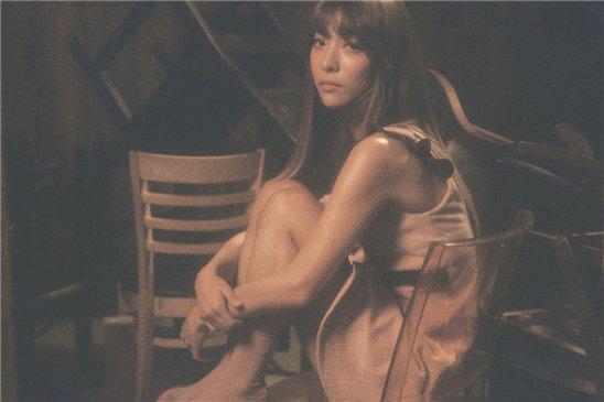 f(x) Luna新歌《就算哭泣》舞蹈惊喜公