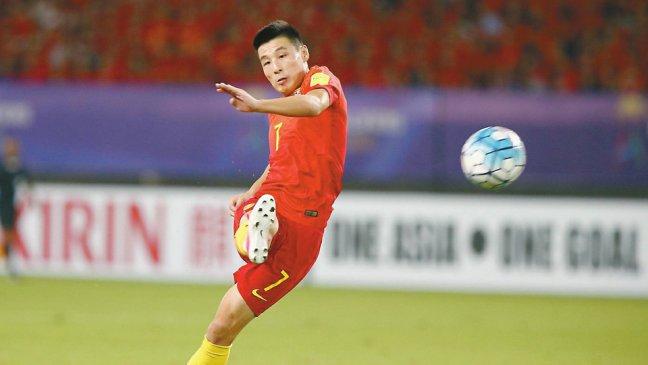 有望加盟西甲?武磊合同敲定!中国足协大力支持 国足