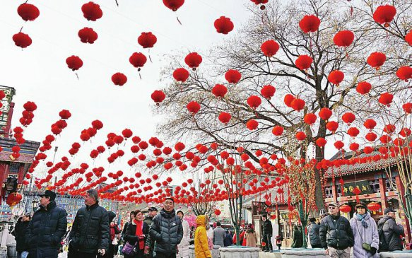 春节习俗有三变