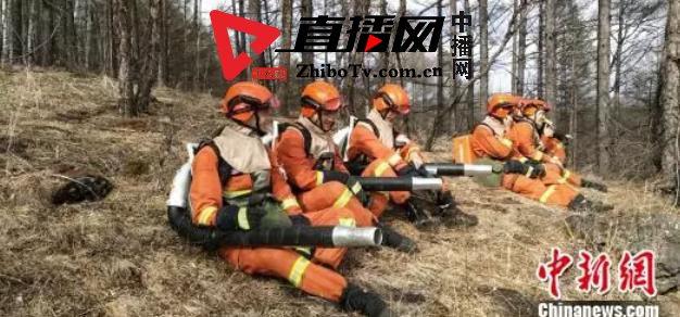 【壮丽70年・奋斗新时代】北纬53°森林消防员日常巡护:每天热身两万步起