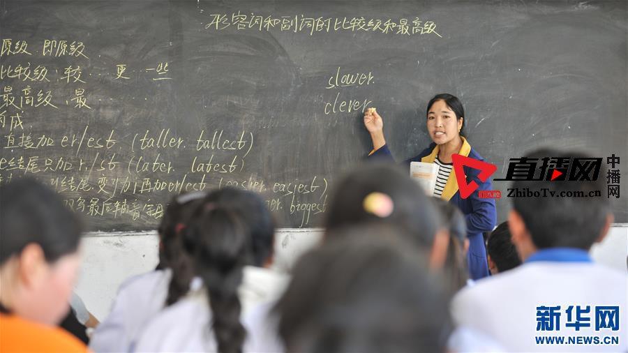 盐井峡谷里的琅琅读书声――走进西藏第一所乡村中学