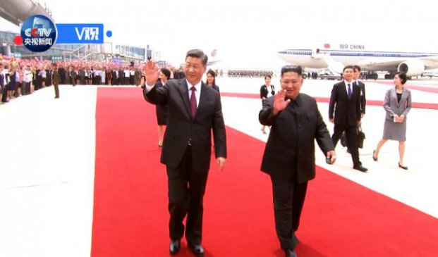 央视独家纪实丨《共同开创中朝两党两国关系的美好未来