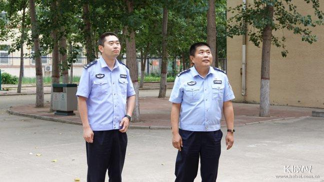 视频|【人民满意的公务员】梁小辉,和