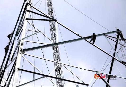 【图片报道】世界首条柔性直流电网竣
