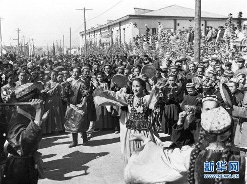新中国峥嵘岁月|中华民族大家庭