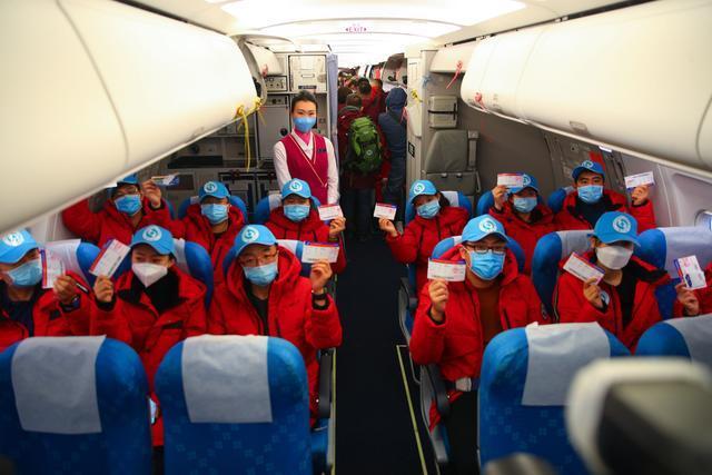 辽宁省第二批对口支援湖北襄阳医疗队出征