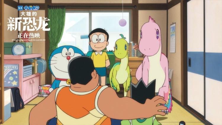 50岁的童年顶流哆啦A梦回来了!家长和孩子都爱的好伙