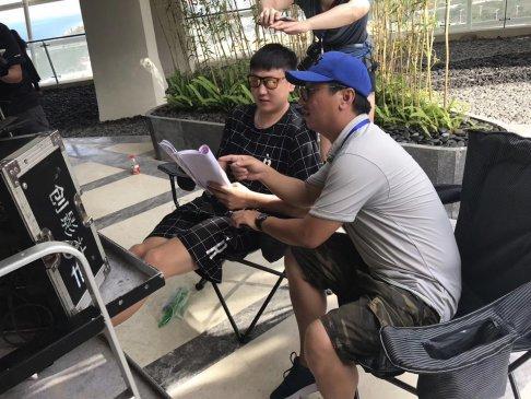 经纪人杨帆首次跨界转型担任电影《T台玫瑰》制片